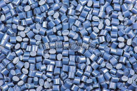 granulos de plastico como fondo