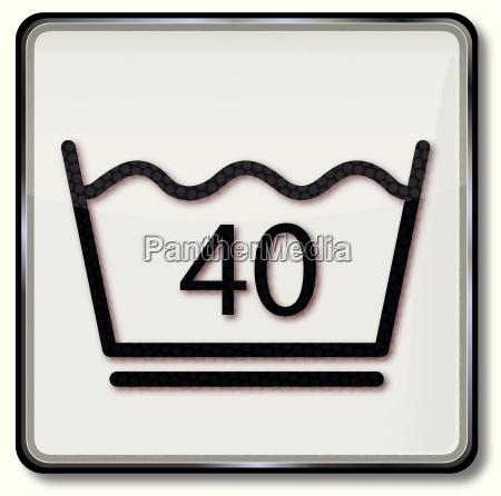 lavar lavado cuarenta arrojar grado celsius