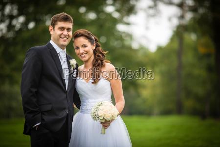 ir parque boda matrimonio casado a