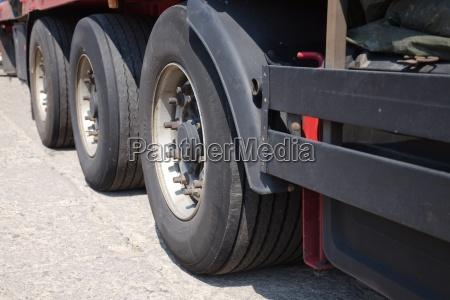 ruedas de camion