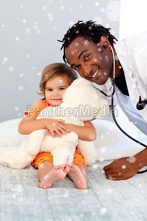 medico risilla sonrisas hermoso bueno salud