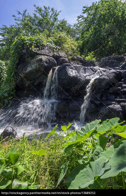 mauricio-balaclava, cascada, de, citron, river - 13689252