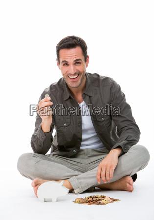 gesto personas gente hombre risilla sonrisas