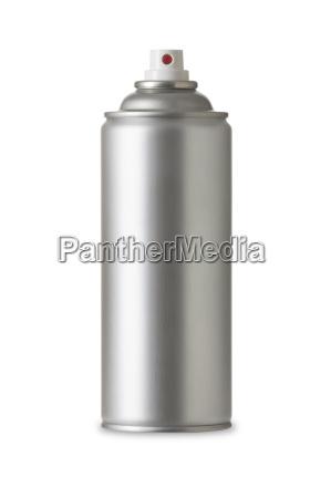 pintura de aerosol de aluminio en