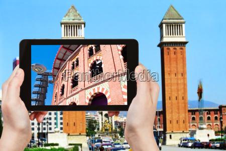 telefono paseo viaje ciudad disenyo turismo