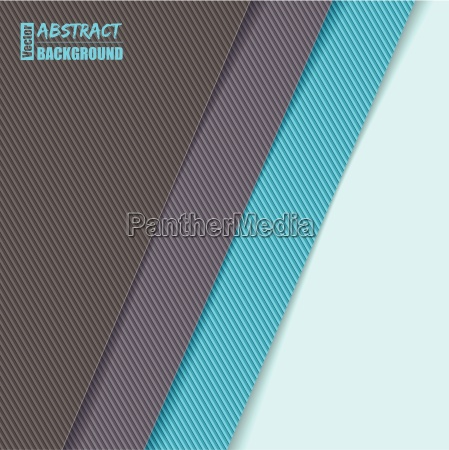 striped background with gray and blue