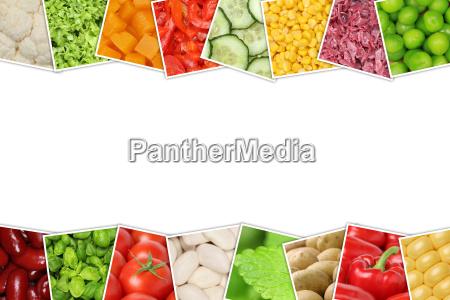 verduras como tomates pimientos lechuga patatas