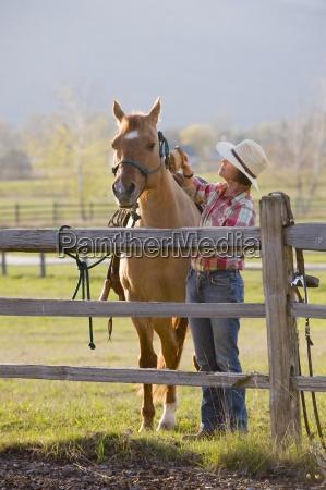 amistad caballo animal campo sombrero eeuu