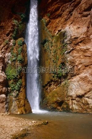 cascada gran canyon arizona