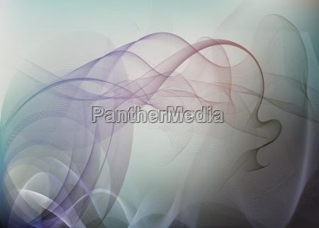line landscape color motion