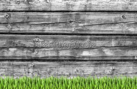 pared de madera y fondo de