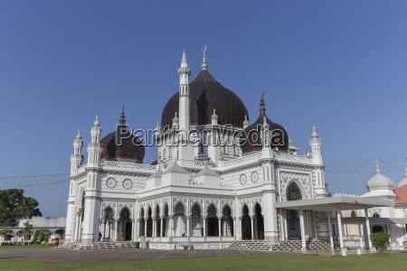 masjid zahir en alor setar city