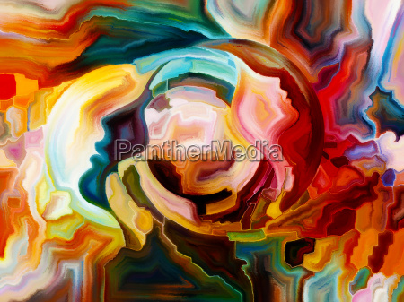 mujer perfil arte composicion disenyo cara