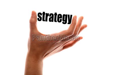 estrategia mas pequenya
