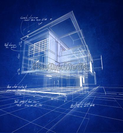construccion moderna estructura metalica