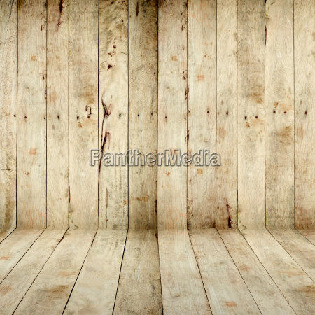 wood wall and floor background