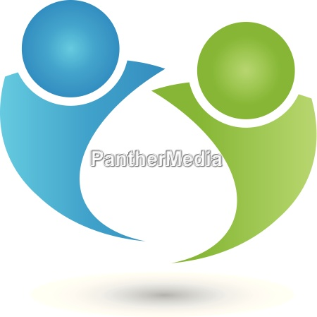two people logopeoplecouple
