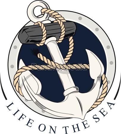 naval de anclaje