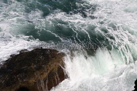 fiesta, vacaciones, atlántico, de agua salada, mar, océano - 14258613