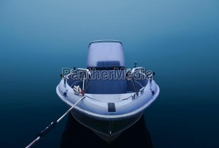 niebla barco finlandia brumoso izquierda motora