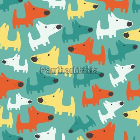 arte color grafico animal mascotas mamifero