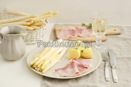 comida beber vino canasta salsa vegetal