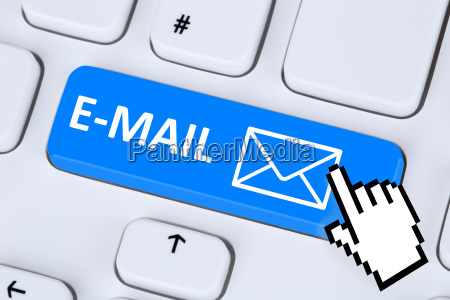 email mensaje enviar mensaje de teclado