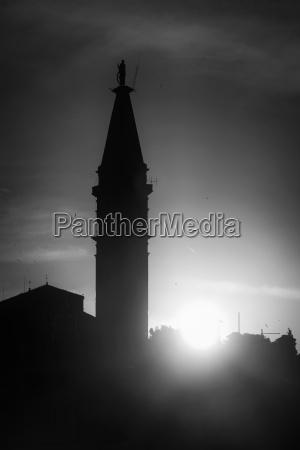 santa eufemia campana de la torre