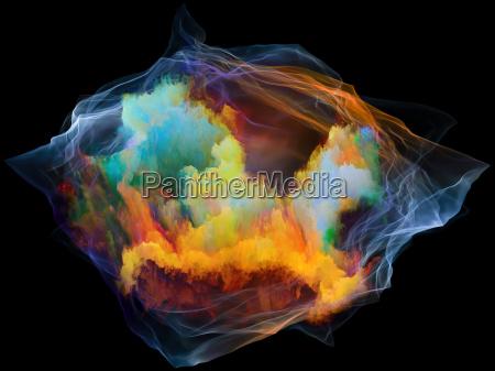 danza de la mente de particulas