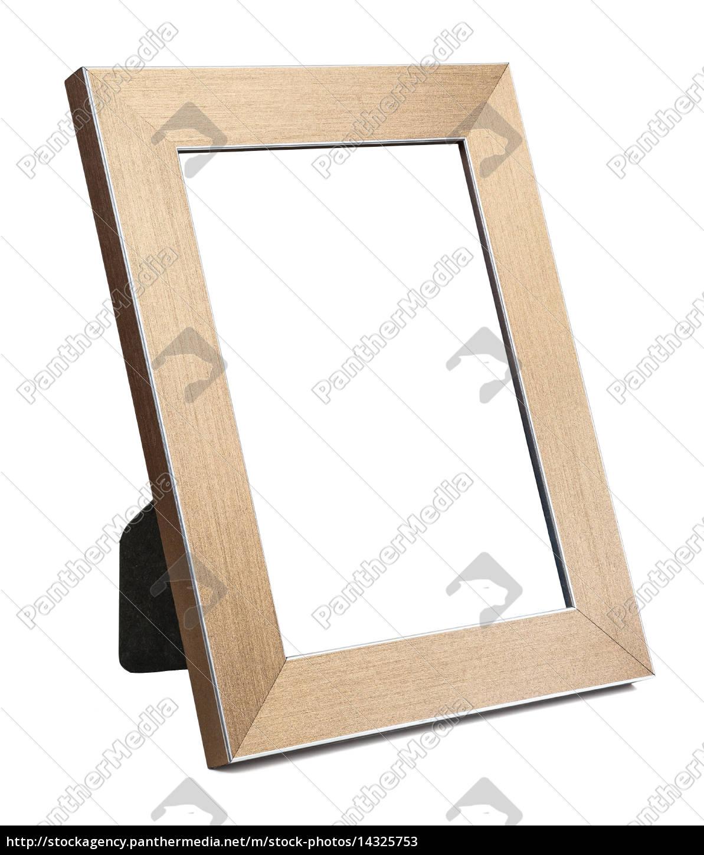 marco, vacío, de, oro - 14325753