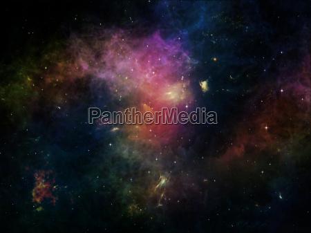 luces del espacio
