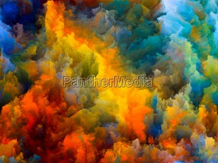 velocidad de color