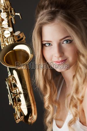 saxofon jazz