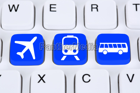 book your trip online by plane