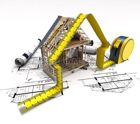 estructura de la construccion