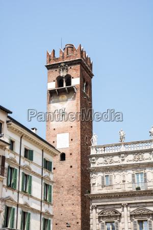 torre del gardello en verona