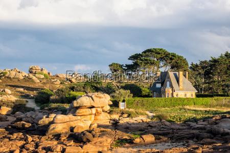 costa atlantica en bretanya