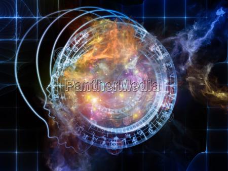 synergies of inner geometry