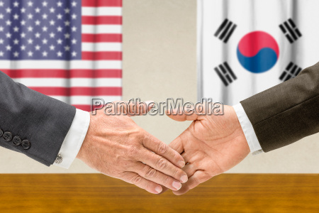 representatives of the usa and south