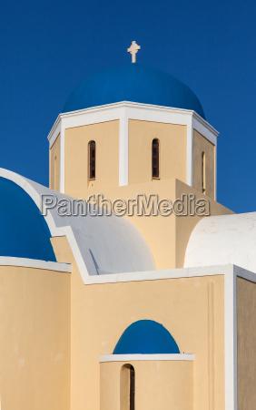iglesia en oia