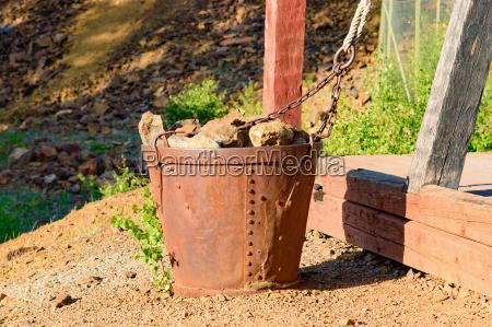 herramienta antiguo cosecha cadena rocas rock