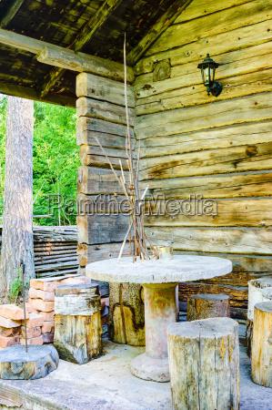 taburete casa construccion economicamente muebles arbol