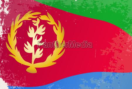 arte grafico africa ilustracion bandera dibujo