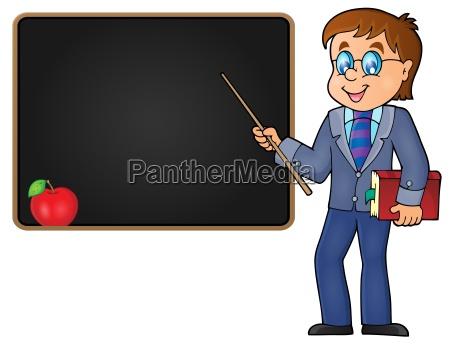 hombre profesor tema imagen 2