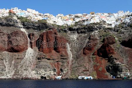 grecia de agua mediterraneo de agua