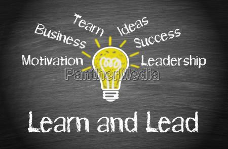 aprender y liderar
