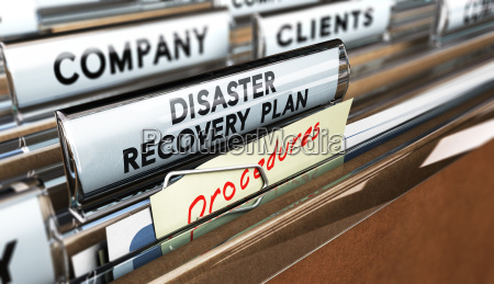 drp disaster recovery plan