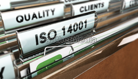 quality standards iso 14001