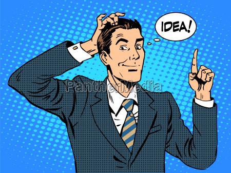 idea de empresario de empresarios creativos