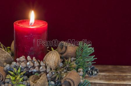 fondo decoracion de navidad